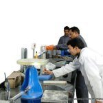 Building material testing lab