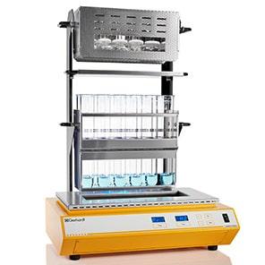 Turbotherm - Infrared Digestion Unit For Kjeldahl