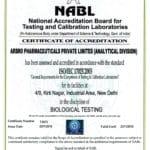 NABL Accreditation for Biological testing