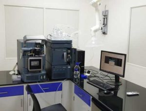 New LCMS installed at Auriga