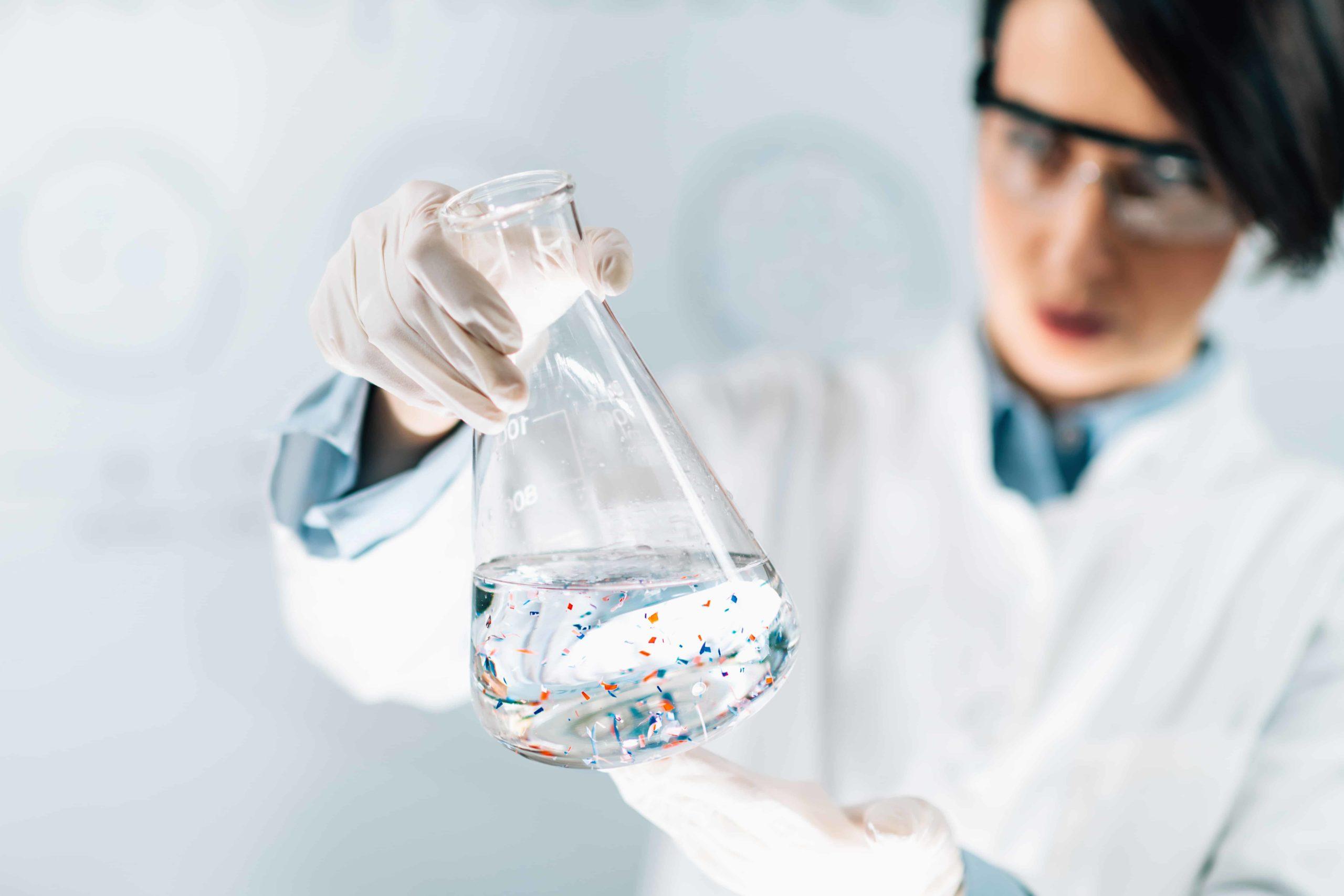 microplastics in drinking water